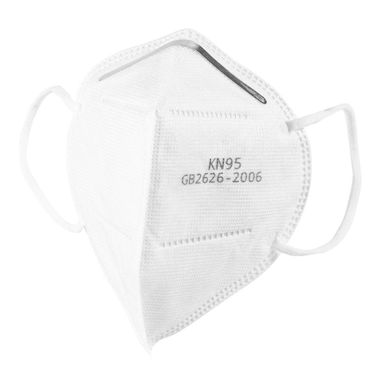 SET  5 Masti  de protectie KN 95 / FFP 2/4 straturi protectie/ GB2626-2006